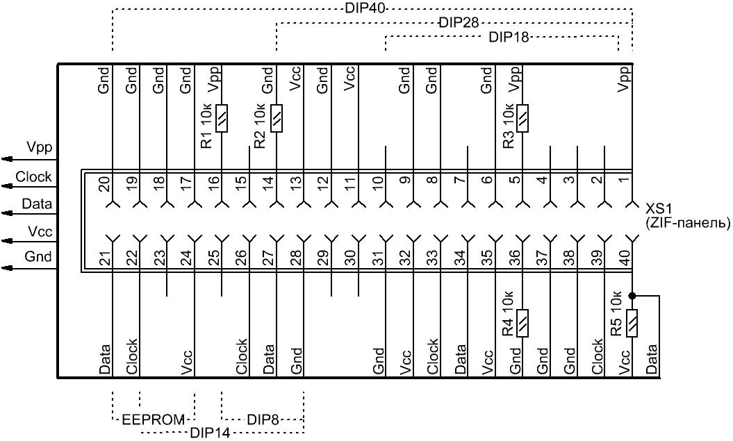 рация магнетрон-нр принципиальная схема.