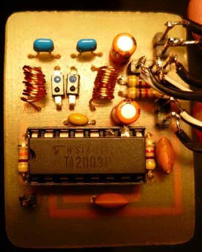 УКВ (FM) радиоприемник для начинающих.