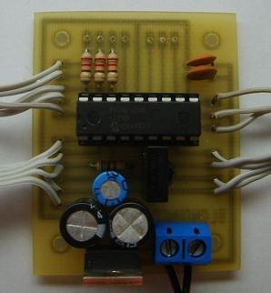 Схемотехника приемника ориентирована на использование индикатора АЛС318А(В), который успешно выпускался и...